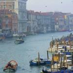 Inspirierende Stadt Venedig