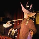 Karl Huck in Shakespeares STURM