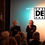Eröffnung der DEFA - Filmwoche mit Günther Fischer und Karl Huck im Homunkulus 2016