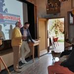 Ernst und Konrad Hirsch eröffnen die Schamoni - Filmwoche 2015 im Homunkulus