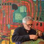 """Gastspiel mit der """"Grille"""" im Kunsthaus Friedensreich Hundertwasser in Wien; 2016"""