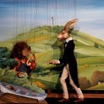 """Szenenfoto    """"Hase und Igel""""; 2007"""