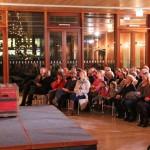 """Weihnachtliches Gastspiel """"Buon Natale Pinocchio – Italienische Weihnacht"""" der Seebühne Hiddensee in der Landesvertretung Mecklenburg-Vorpommern in Berlin. Quelle: Landesvertretung Mecklenburg-Vorpommern"""