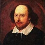 William Shakespeare, Das Chandos-Porträt ist eines der bekanntesten Porträts, von dem man annimmt, dass es William Shakespeare (1564–1616) abbildet.